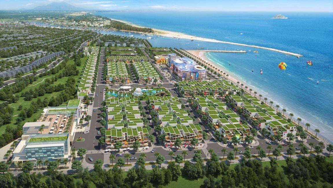 Đất nền Queen Pearl Marina Complex Lagi Bình Thuận – Dự án BĐS