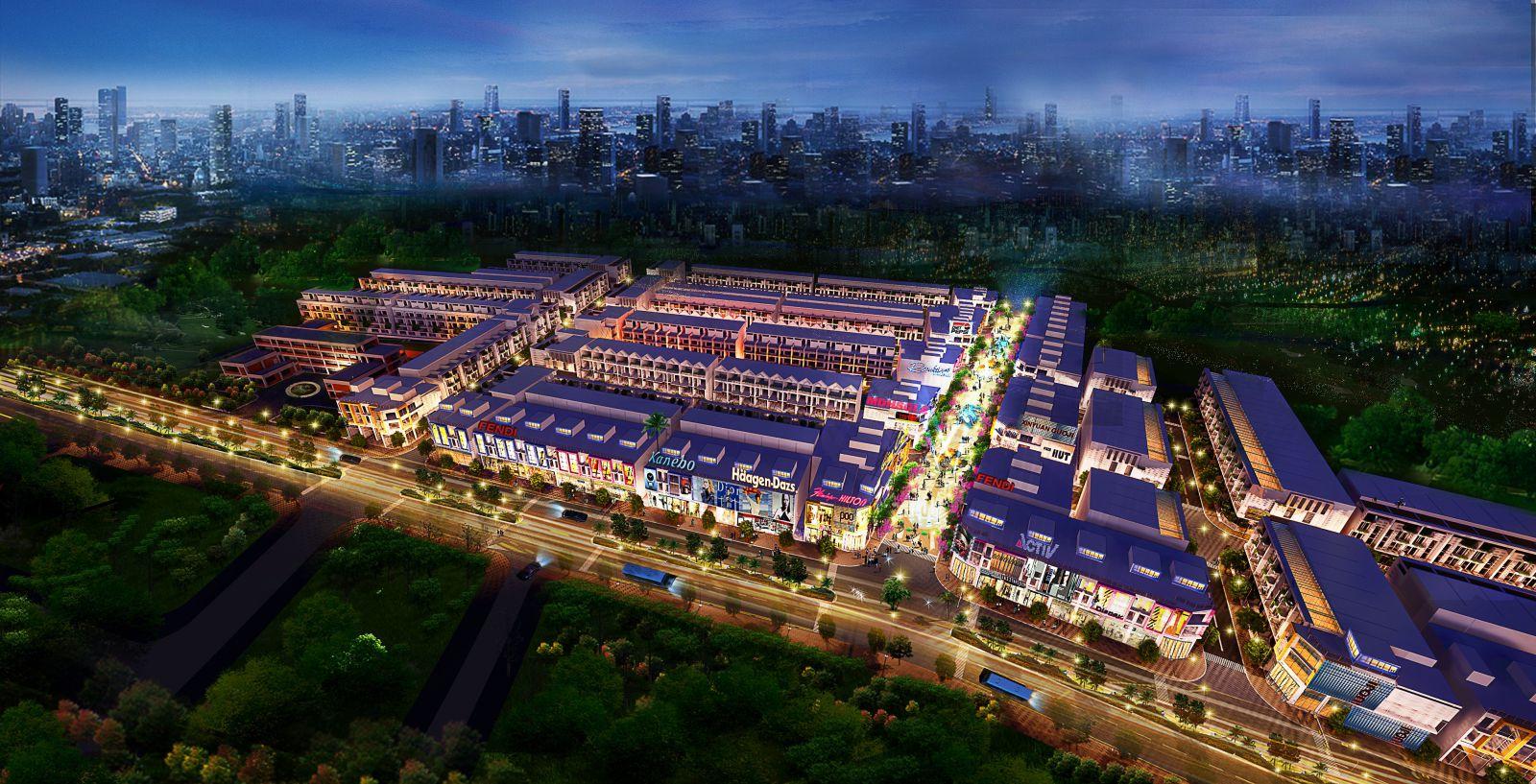 Dự án đất nền Lic City Phú Mỹ Bà Rịa – Dự án BĐS