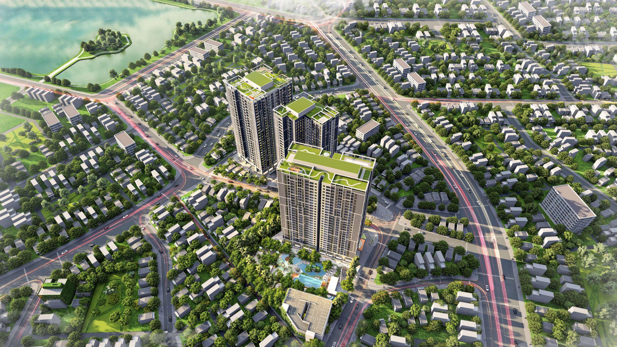 Sóng đầu tư Bất Động Sản Thành Phố Hà Nội đang di chuyển về phía Đông?