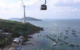 Đảo ngọc Phú Quốc chính thức lên thành phố biển