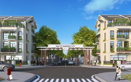 Ý tưởng thiết kế dự án Đại Từ Garden City Thái Nguyên