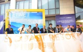 Chính thức khởi công siêu dự án 6 Miles Coast – KDL Minh Viễn Lăng Cô
