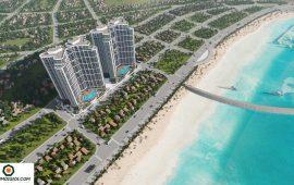 Vị trí đắc địa của dự án căn hộ Marina Ocean Park Nha Trang