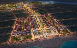 Ra mắt KĐT trung tâm vui chơi quảng trường biển Sun Grand Boulevard tại Sầm Sơn
