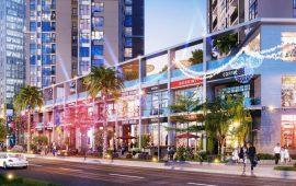 Sức hút đầu tư Shophouse khối đế dự án Feliz Homes