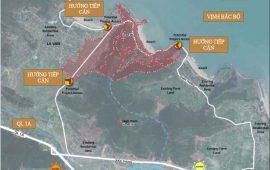 Địa thế dự án Meyresort Bãi Lữ Nghệ An